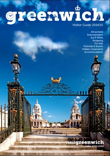 Greenwich Visitor Guide 2014/15