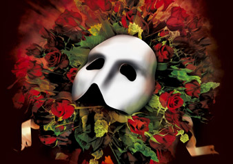 Phantom of the Opera, London