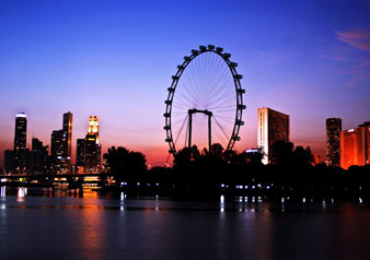 Singapore Flyer Picture on Singapore Flyer   Tickets Singapore Attractions   Singapore Things To