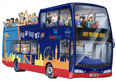 Hop on Hop off Bus Tour - 24 Hour Ticket